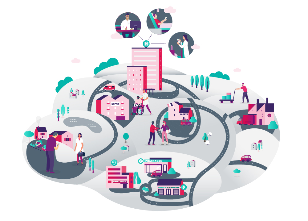 panorama acteurs e-santé